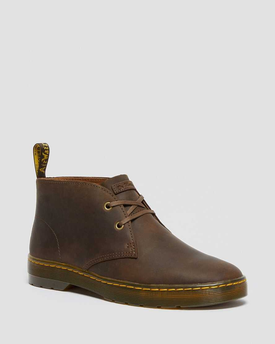 good looking purchase cheap top fashion DR MARTENS Cabrillo Crazy Horse
