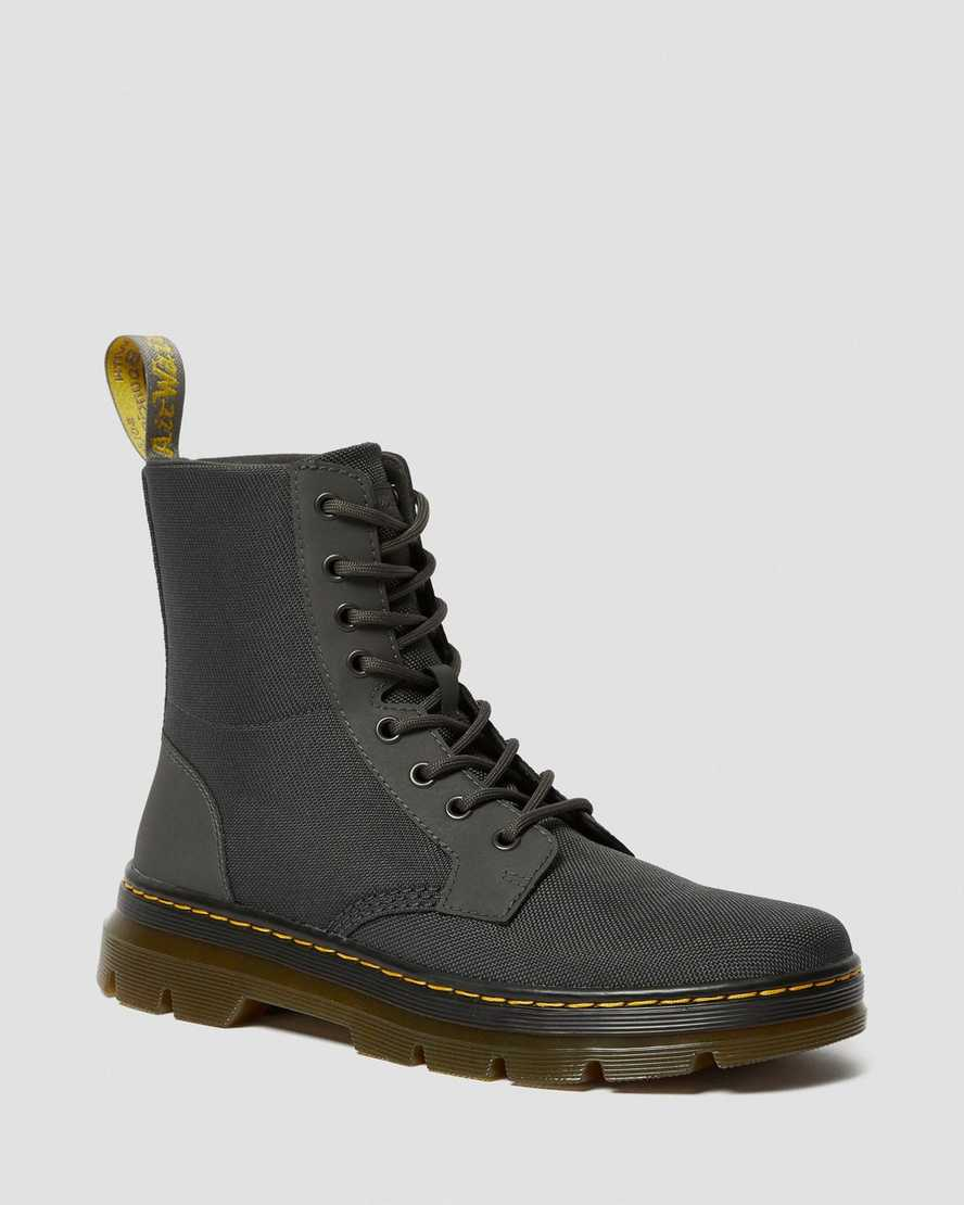 Combs Poly Casual Boots | Dr Martens
