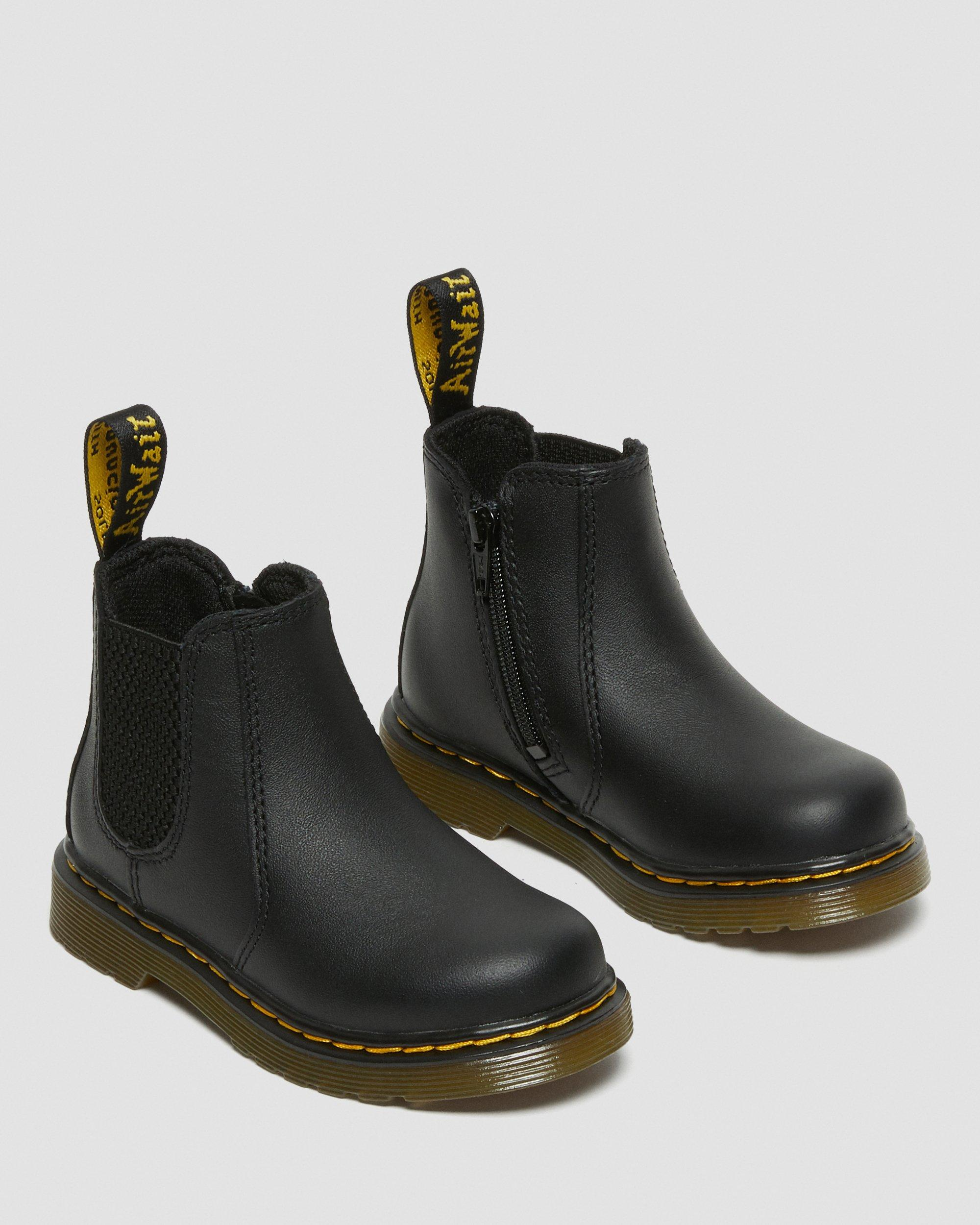 LEATHER CHELSEA BOOTS | Dr. Martens