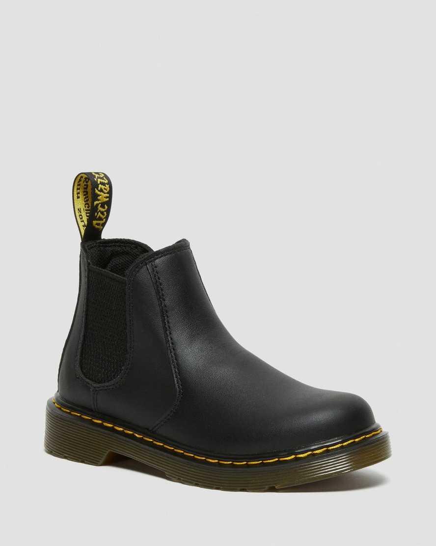online retailer 6fca5 b9052 DR MARTENS Kinder 2976 Leder Chelsea Boots