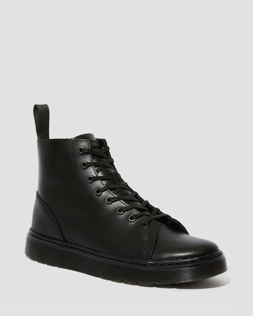 Stivali di pelle con lacci Talib | Dr Martens