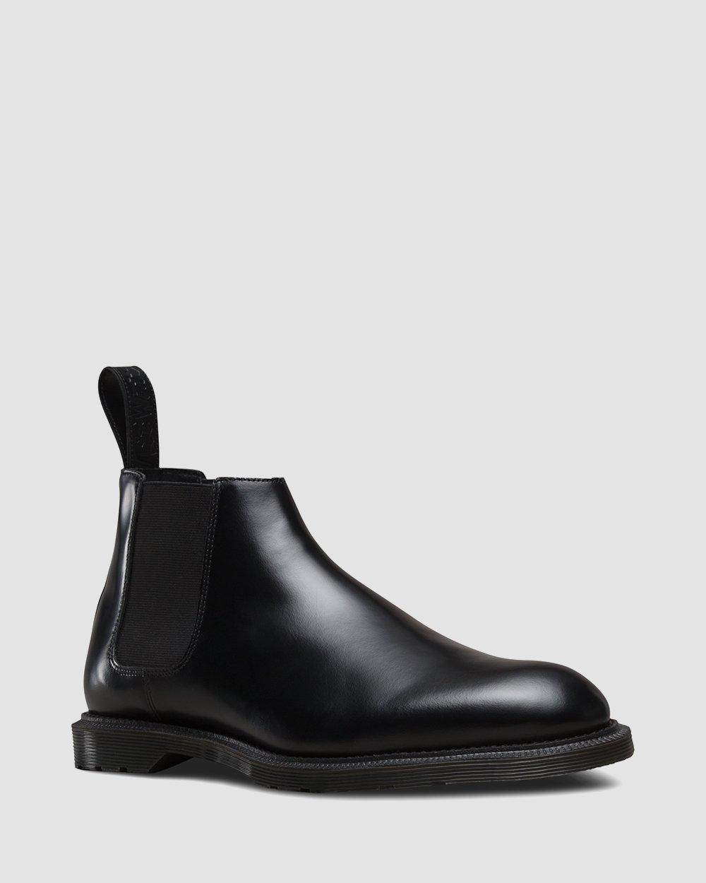 Dr. Martens Wilde Low Chelsea Boot: : Chaussures et