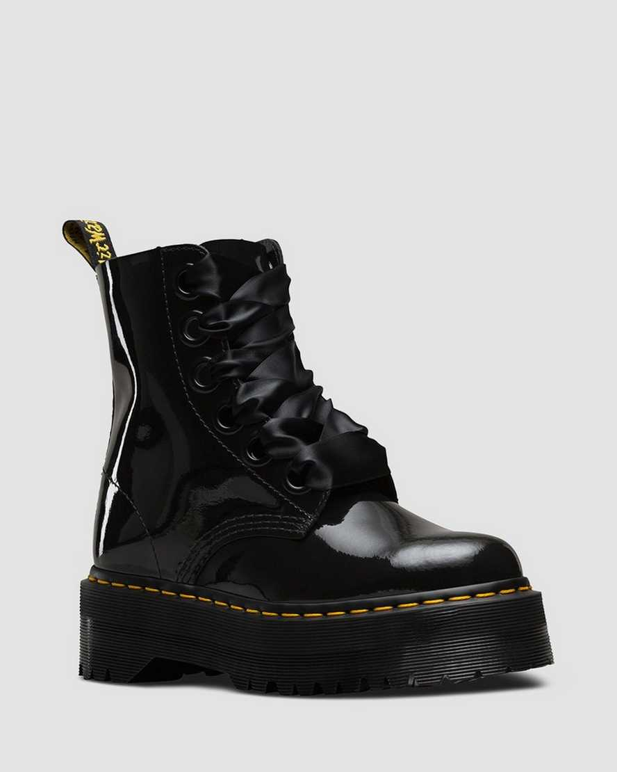 MOLLY PATENT | Dr Martens
