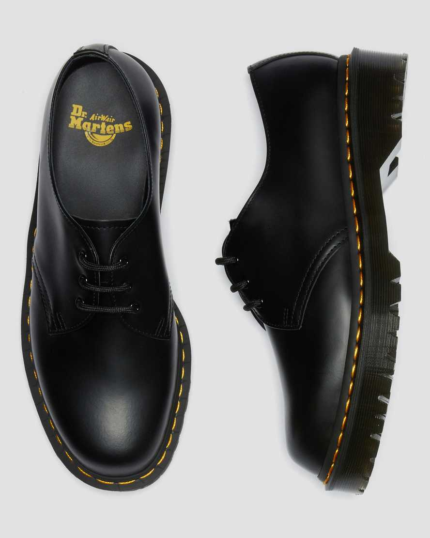Dr Martens 1460 BEX SMOOTH BLACK DMS1460BEXBS25345001 AW2021