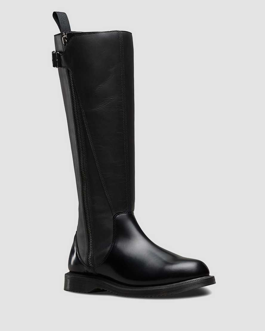 CHIANNA POLISHED SMOOTH | Dr Martens
