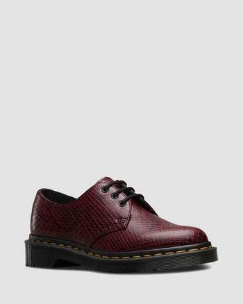 WINE | Shoes | Dr. Martens
