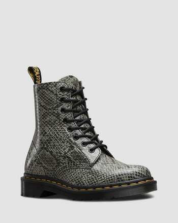 LIGHT GREY | Stivali | Dr. Martens