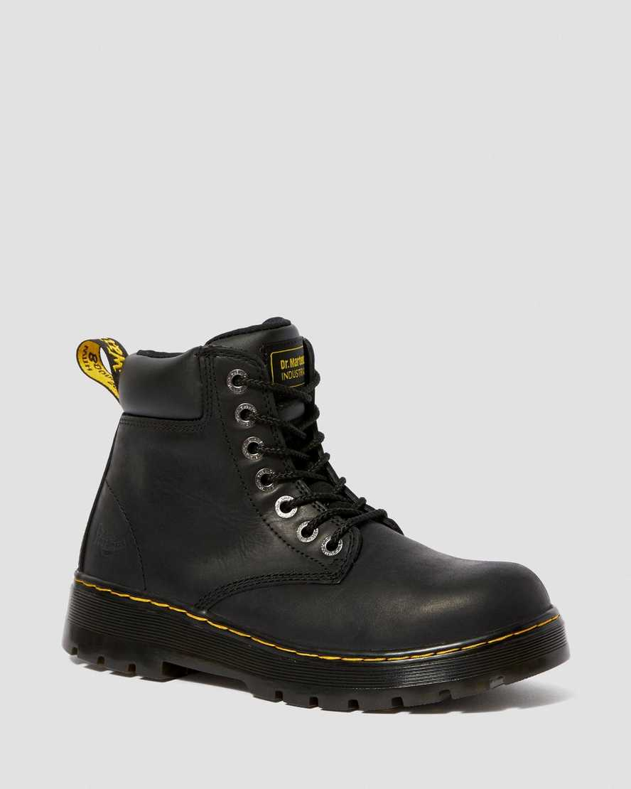 Winch Wyoming Work Boots | Dr Martens