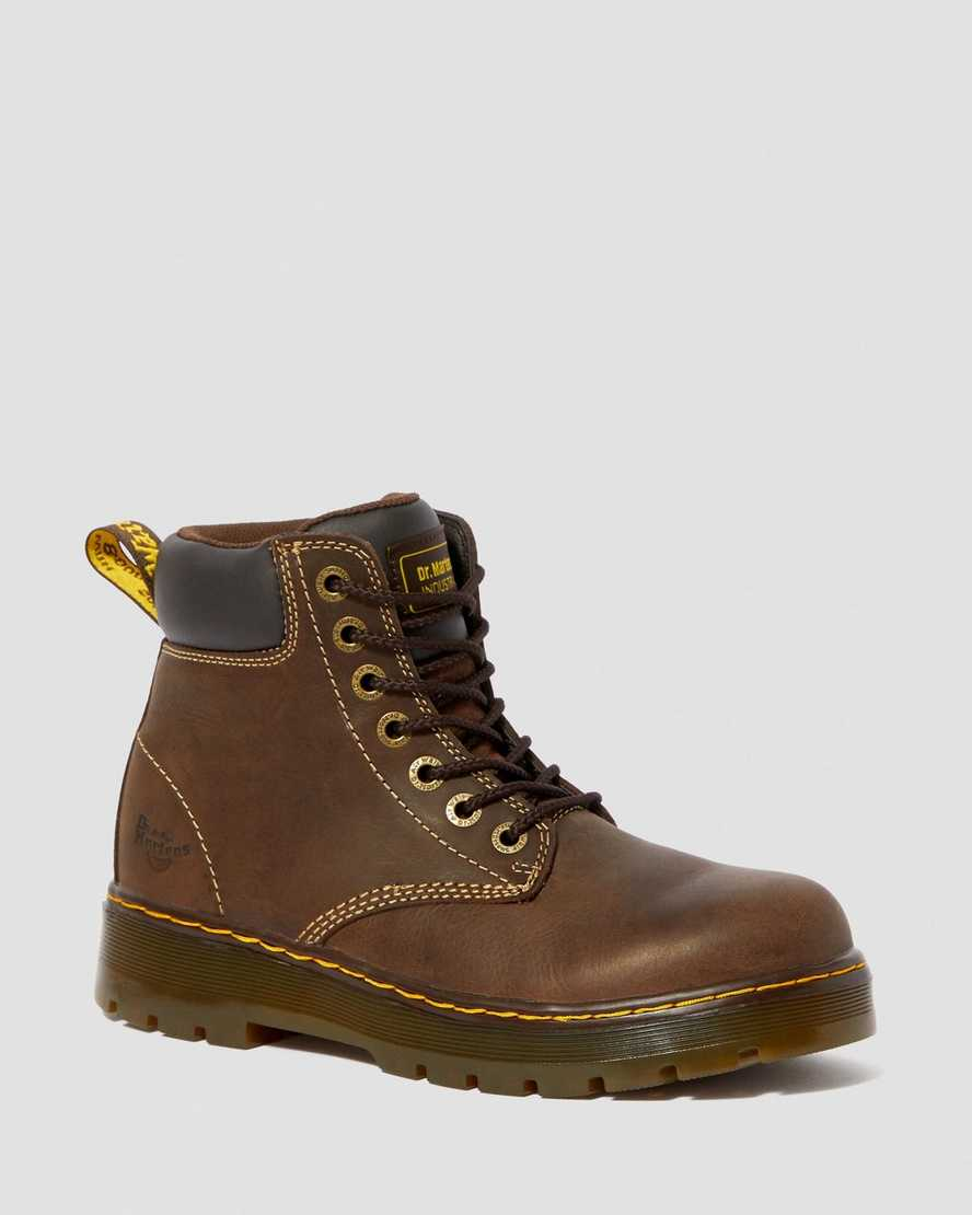 WINCH WYOMING WORK BOOTS   Dr Martens