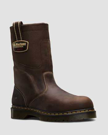 DARK BROWN+DARK BROWN | Stivali | Dr. Martens