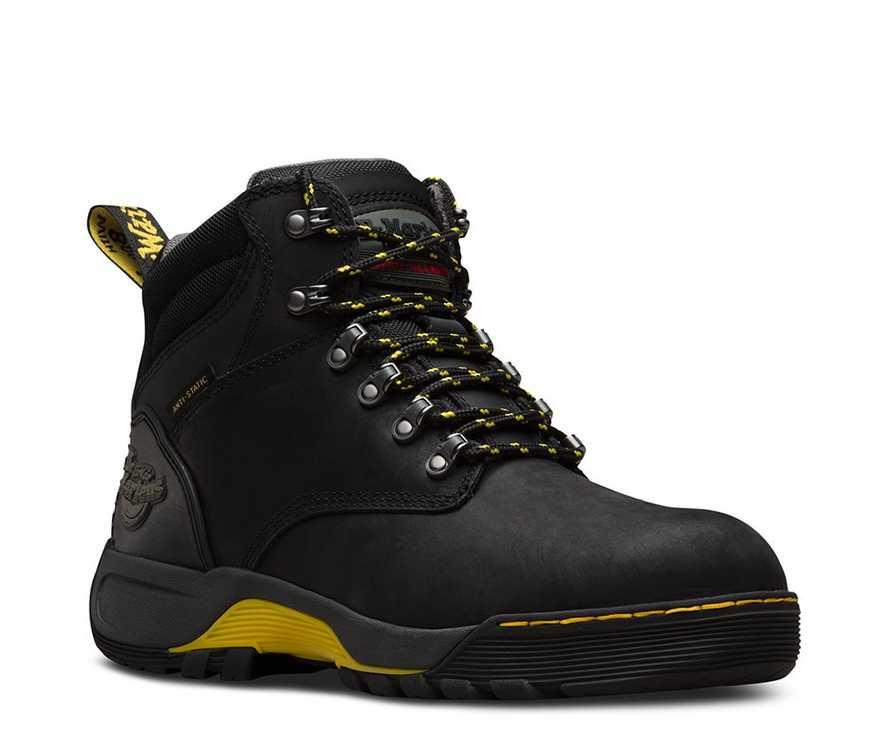 cad545647ec RIDGE Steel Toe   Men's Work Boots & Shoes   Dr. Martens Official Site