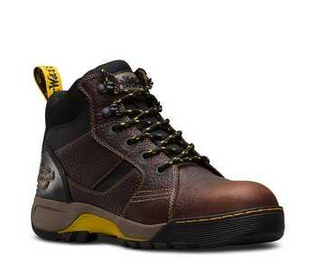 TEAK+BLACK | Boots | Dr. Martens