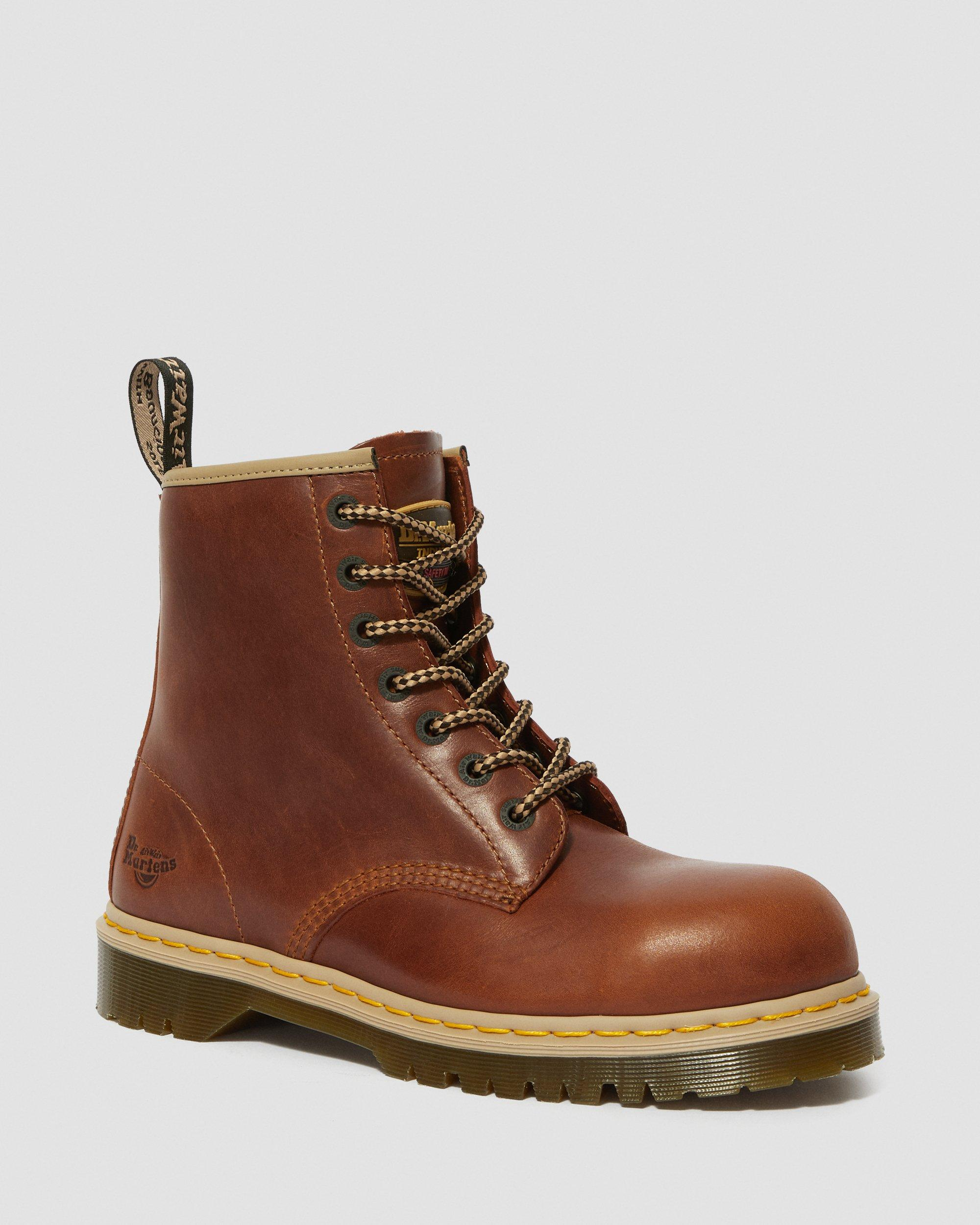 ICON 7B10 STEEL TOE WORK BOOTS | Dr