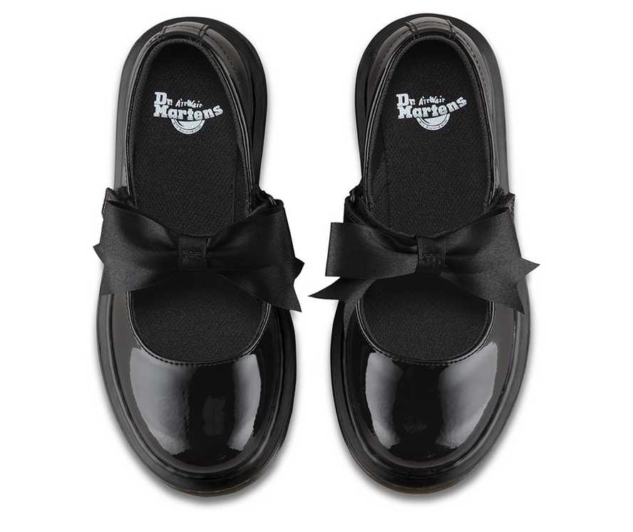8894be93 JUNIOR MACCY II PATENT   Kids   Dr. Martens Official