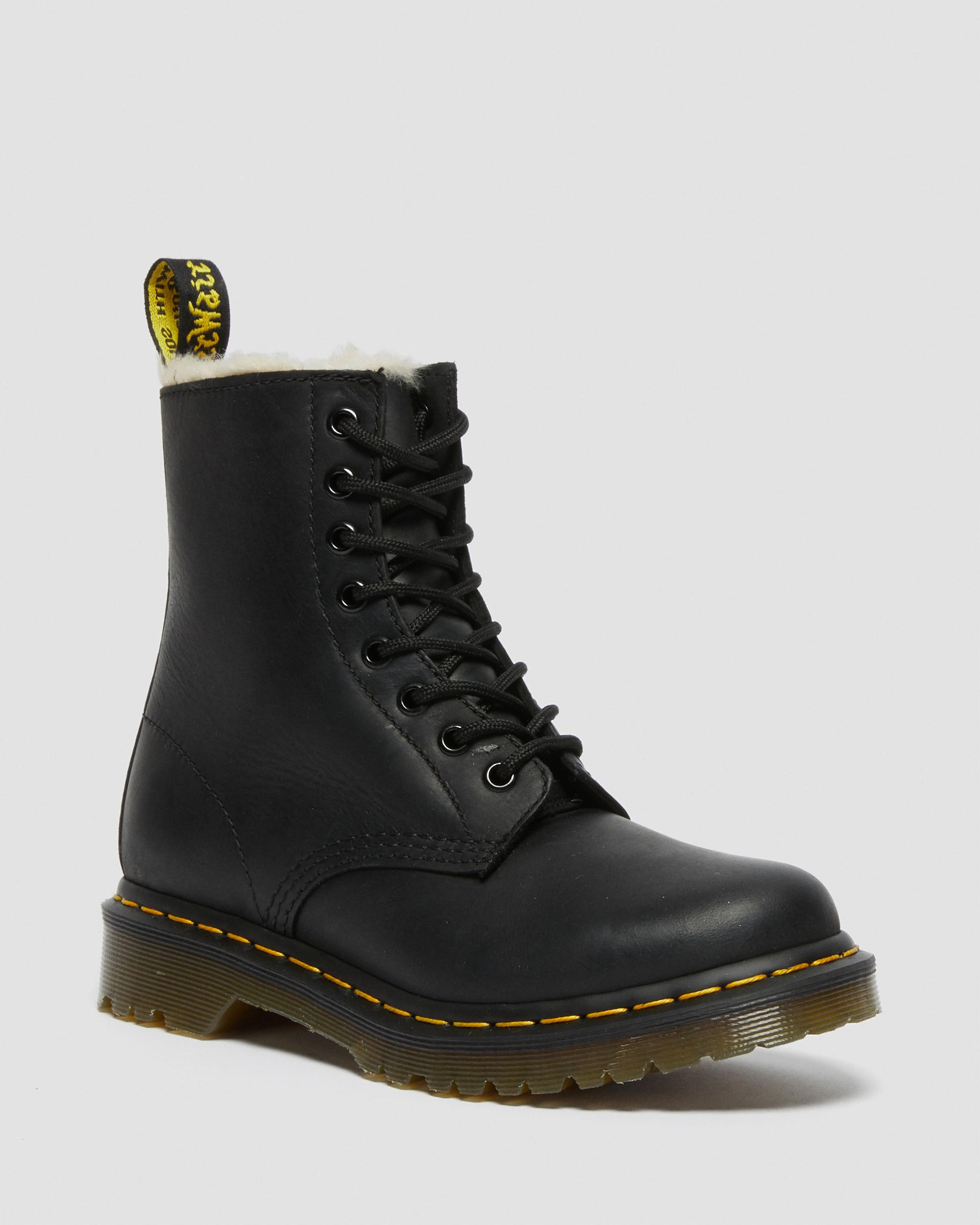 Clearance Doc Martens Boots Dark Brown Dr Martens 1460