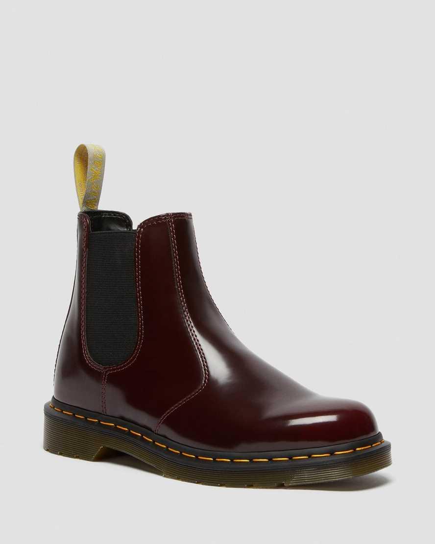 2018 sneakers recognized brands shop for official DR MARTENS Vegan 2976 Chelsea Boots