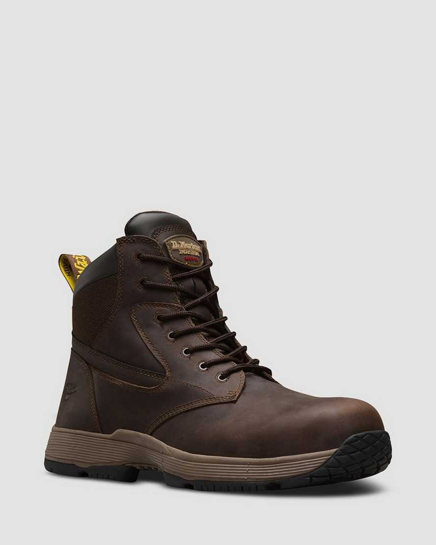 Corvid Safety Toe | Dr Martens