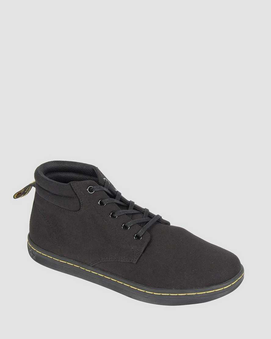 Maleke Men's Canvas Casual Boots | Dr Martens