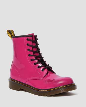 HOT PINK | Boots | Dr. Martens