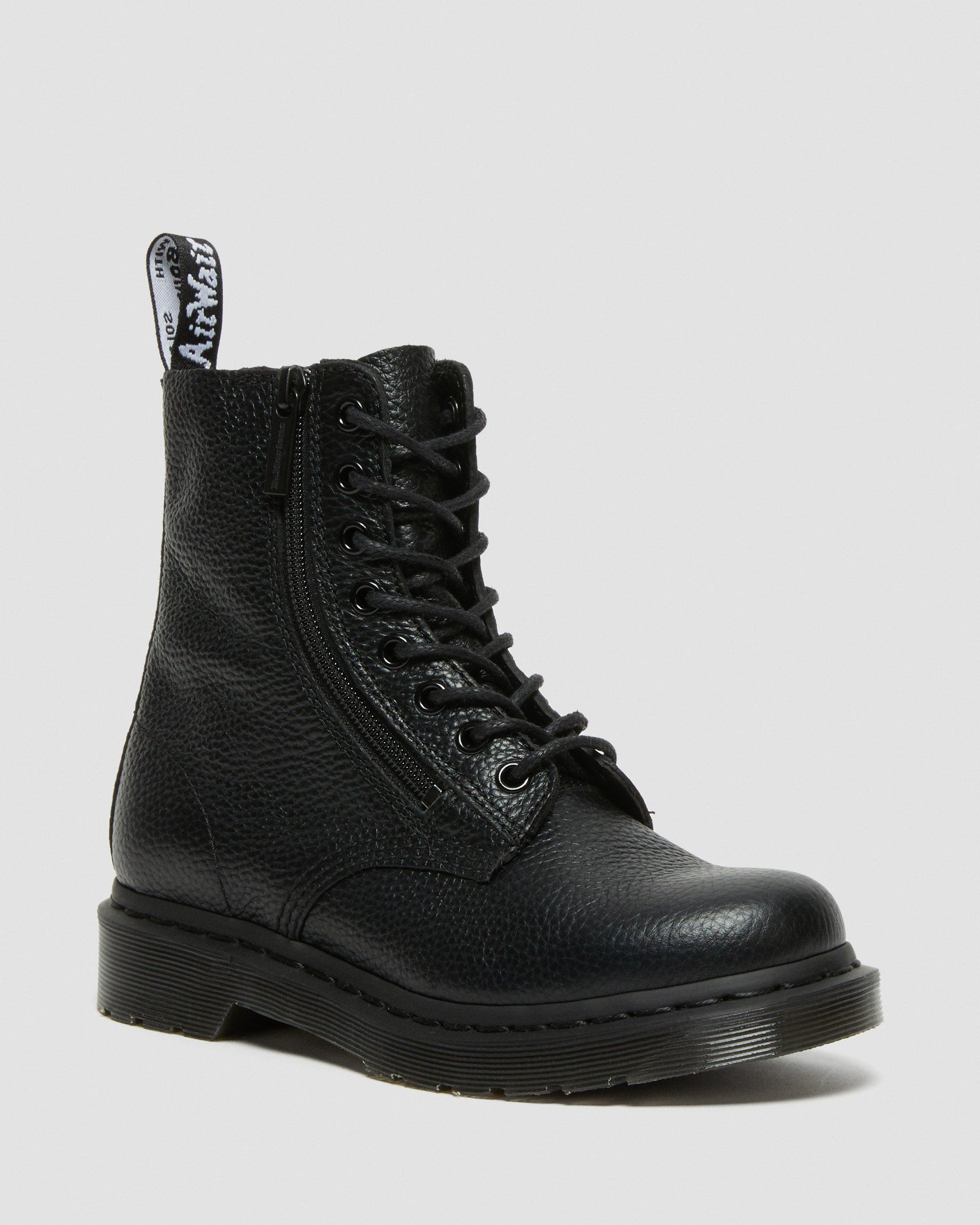 Boots & Stivali Dr. Martens Donna | Pascal zip Stivale Nero