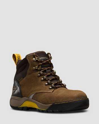 BROWN+DARK BROWN | Boots | Dr. Martens