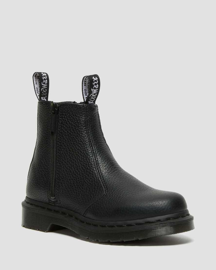 https://i1.adis.ws/i/drmartens/22133001.87.jpg?$large$2976 Women's Leather Zipper Chelsea Boots | Dr Martens