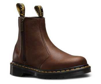 DARK BROWN | Bottes | Dr. Martens
