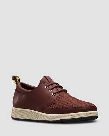 OXBLOOD+DARK OXBLOOD   Shoes   Dr. Martens