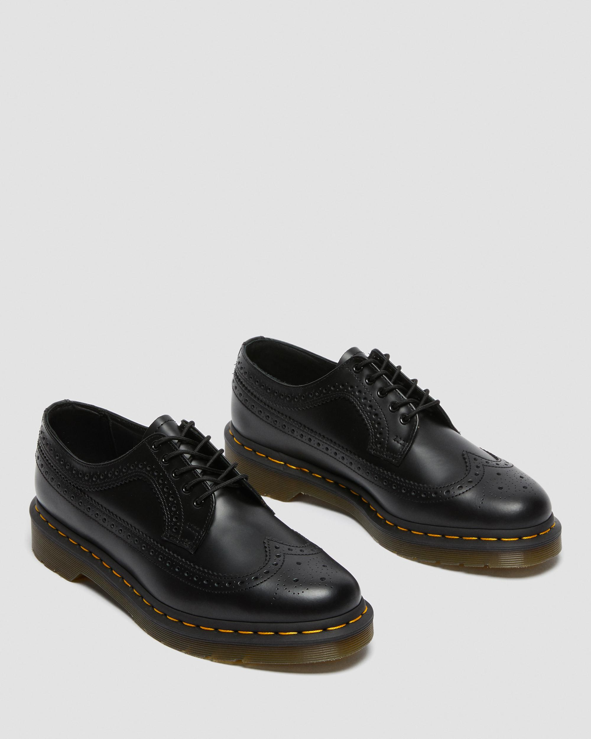 Infant 11 - Youth 5.5 Boys Mid Brown Brogue Casual Shoe