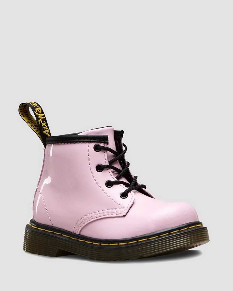 INFANT 1460 PATENT LEATHER ANKLE BOOTS | Dr Martens
