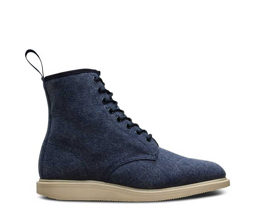 DR MARTENS WHITON CANVAS