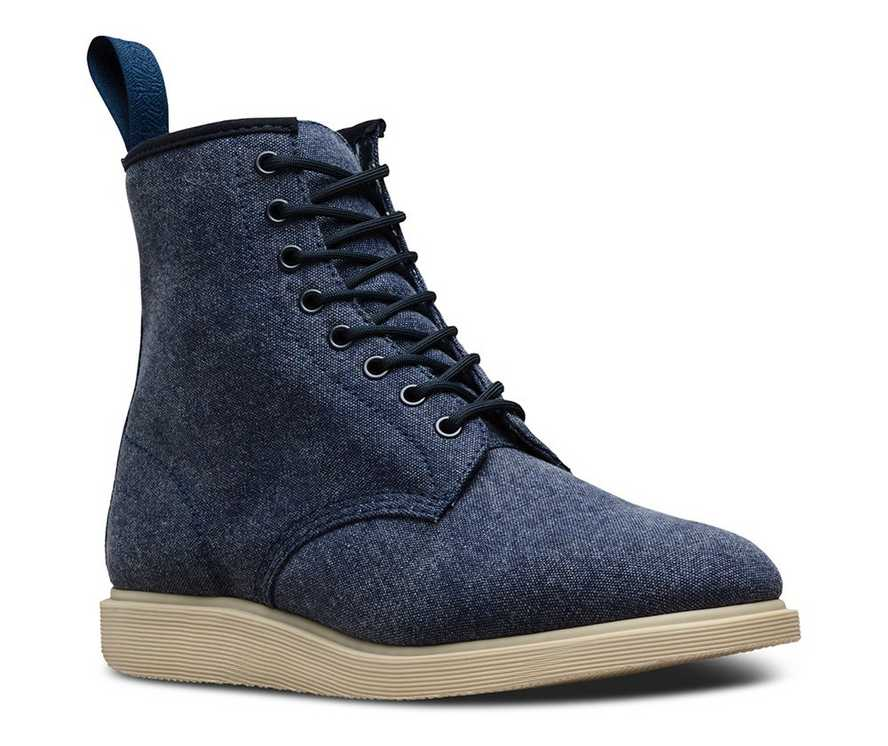 WHITON CANVAS | Dr Martens