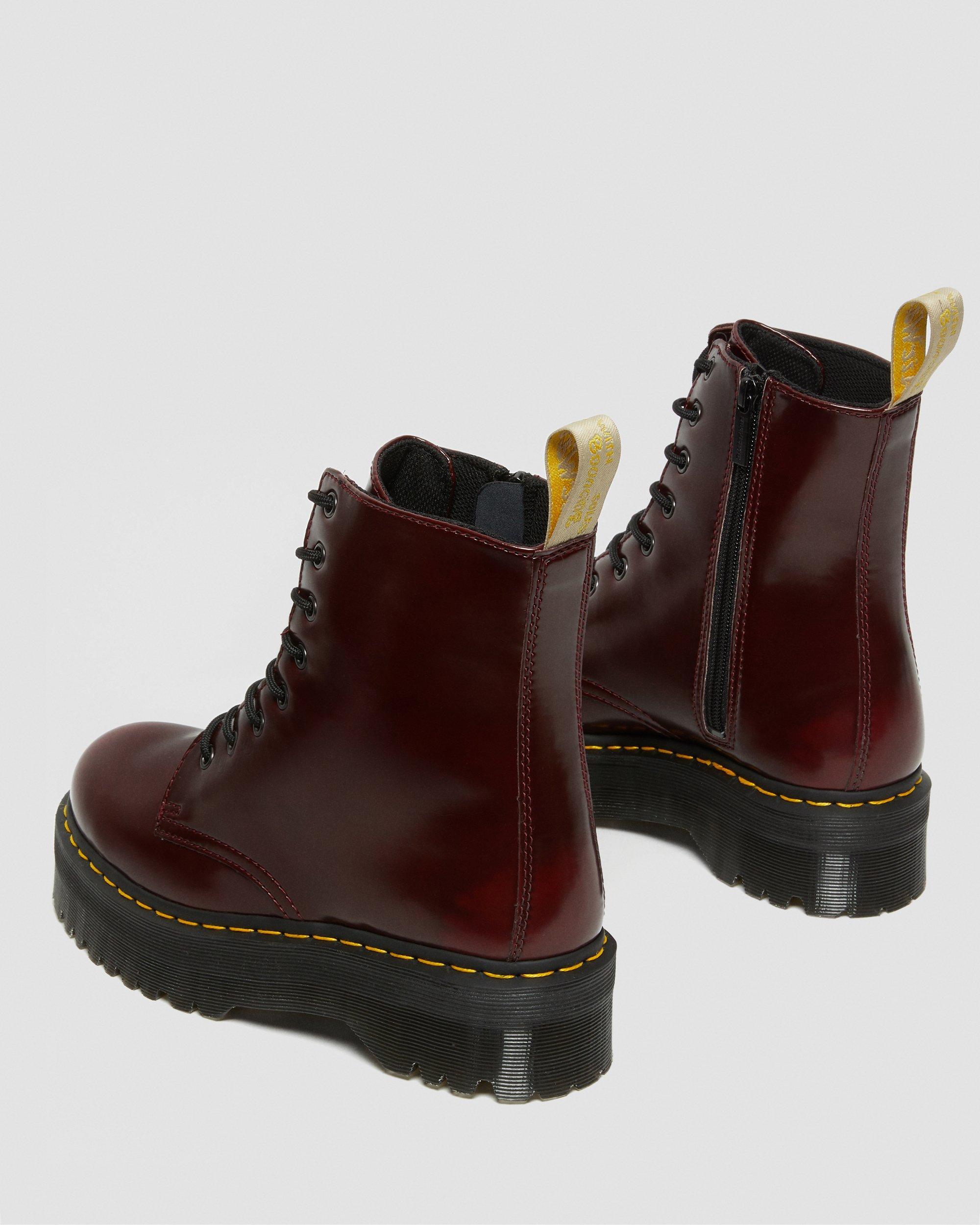 Vegan Jadon II Platform Boots | Dr