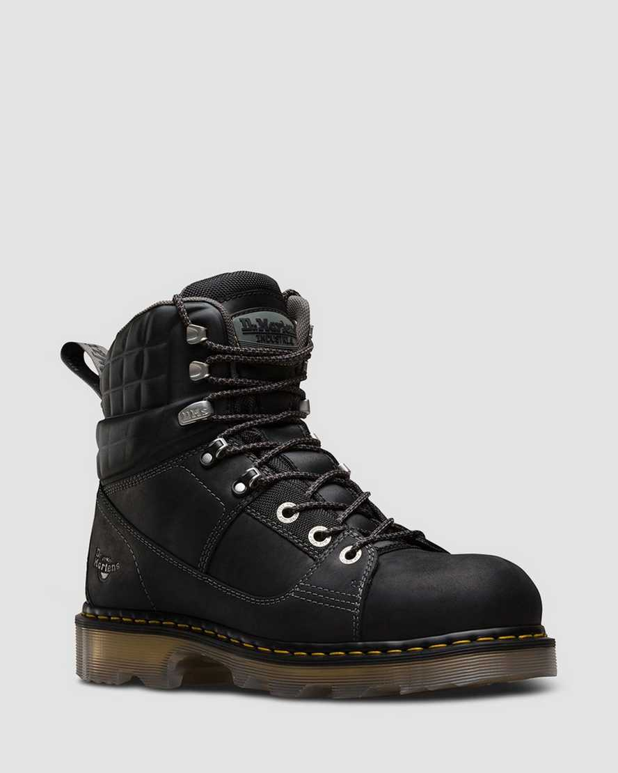 CAMBER STEEL TOE | Dr Martens