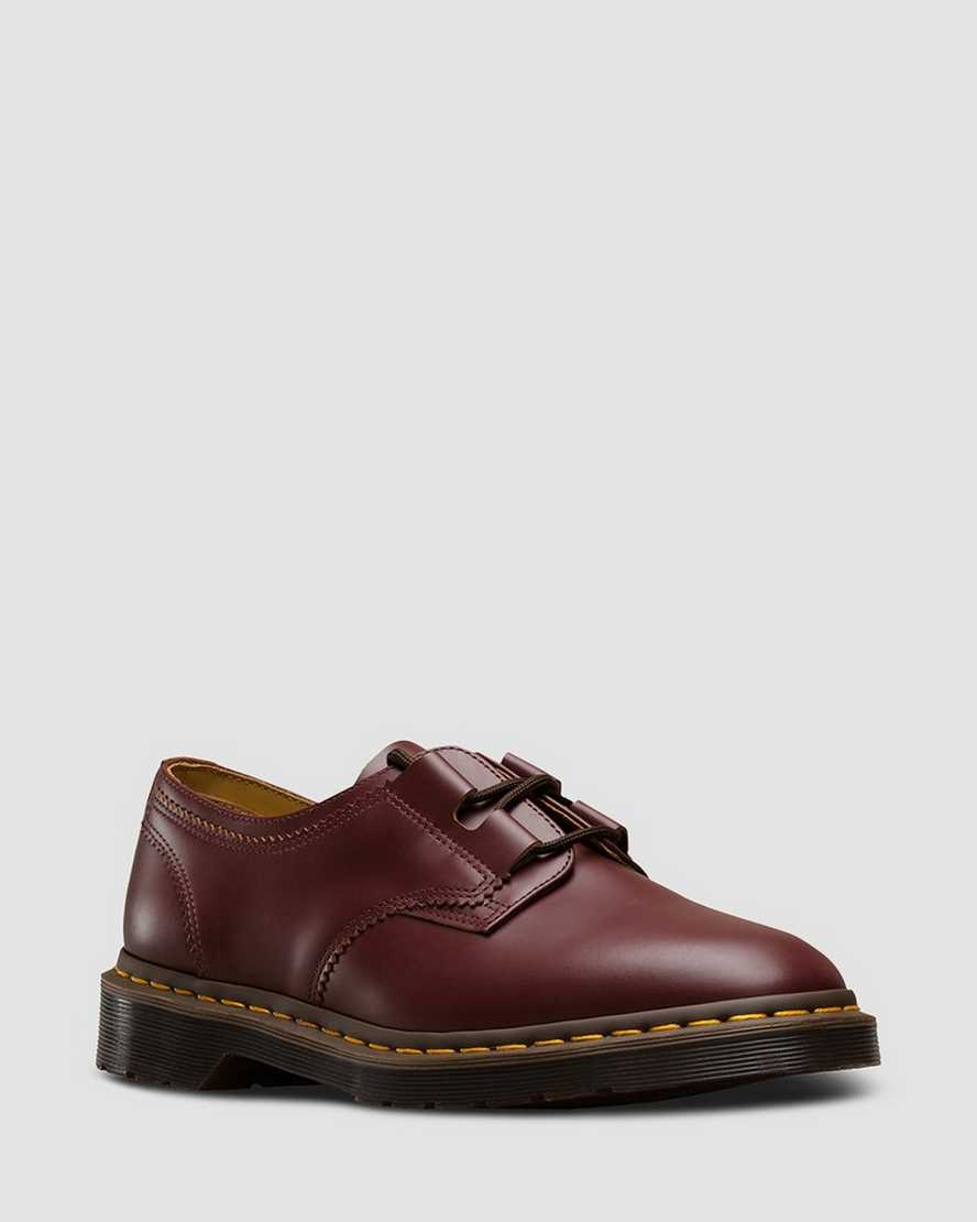 Zapatos 1461 Ghillie en piel | Dr Martens