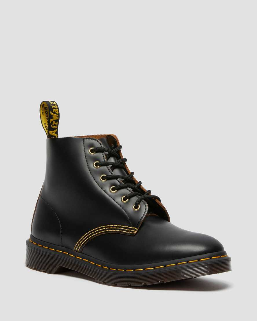 angolo temperatura gioco dazzardo  101 VINTAGE SMOOTH LEATHER ANKLE BOOTS | Dr. Martens Official