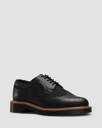 BLACK+DARK GREY | Chaussures | Dr. Martens