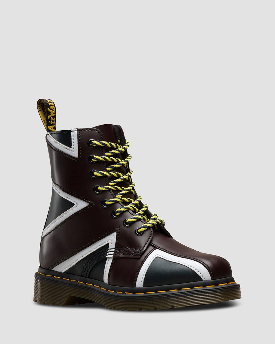 Dr. Martens Dr. Martens Women's Boots White Smooth 8 UK