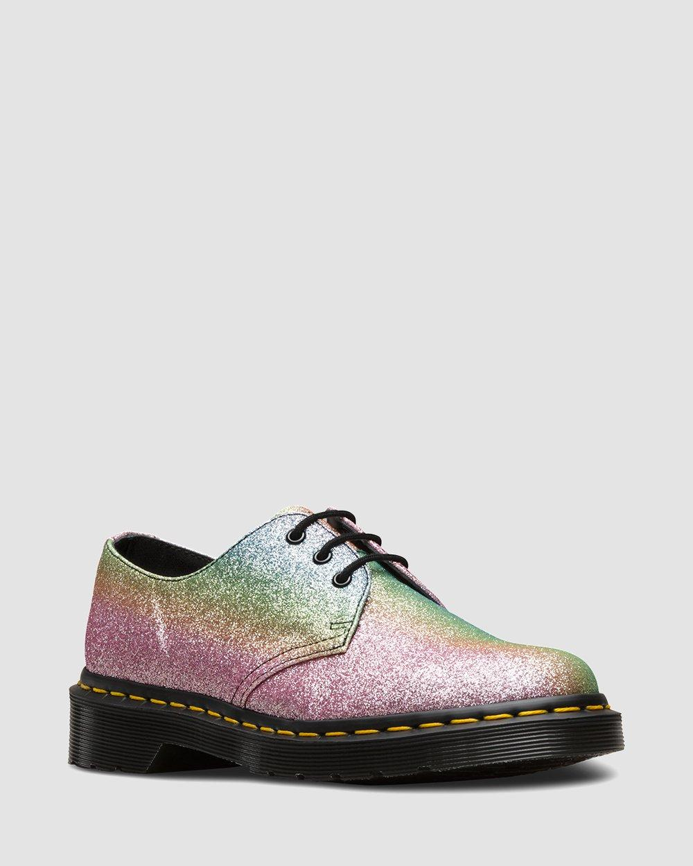 1461 Rainbow Glitter | Dr. Martens UK