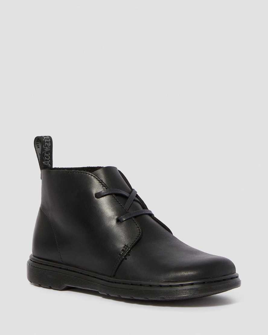 CYNTHIA LEATHER CHUKKA BOOTS | Dr Martens