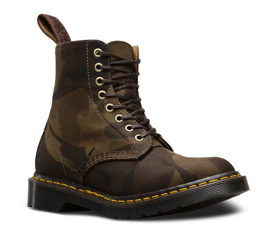 3706958b31b69 MADE IN ENGLAND 1460 PASCAL CAMO | Sale: Men's | Dr. Martens Official