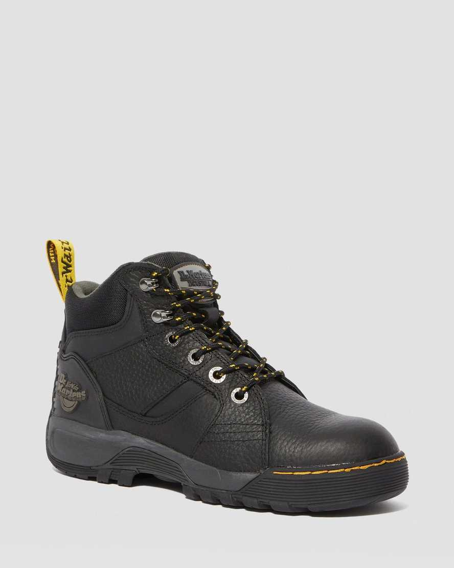 3561190c33c DR MARTENS Grapple Steel Toe