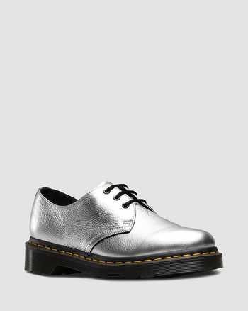 SILVER | Shoes | Dr. Martens