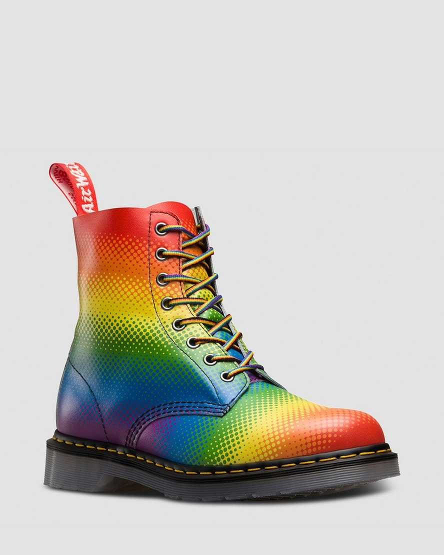 Rainbow Pride 1460 Pascal | Dr Martens