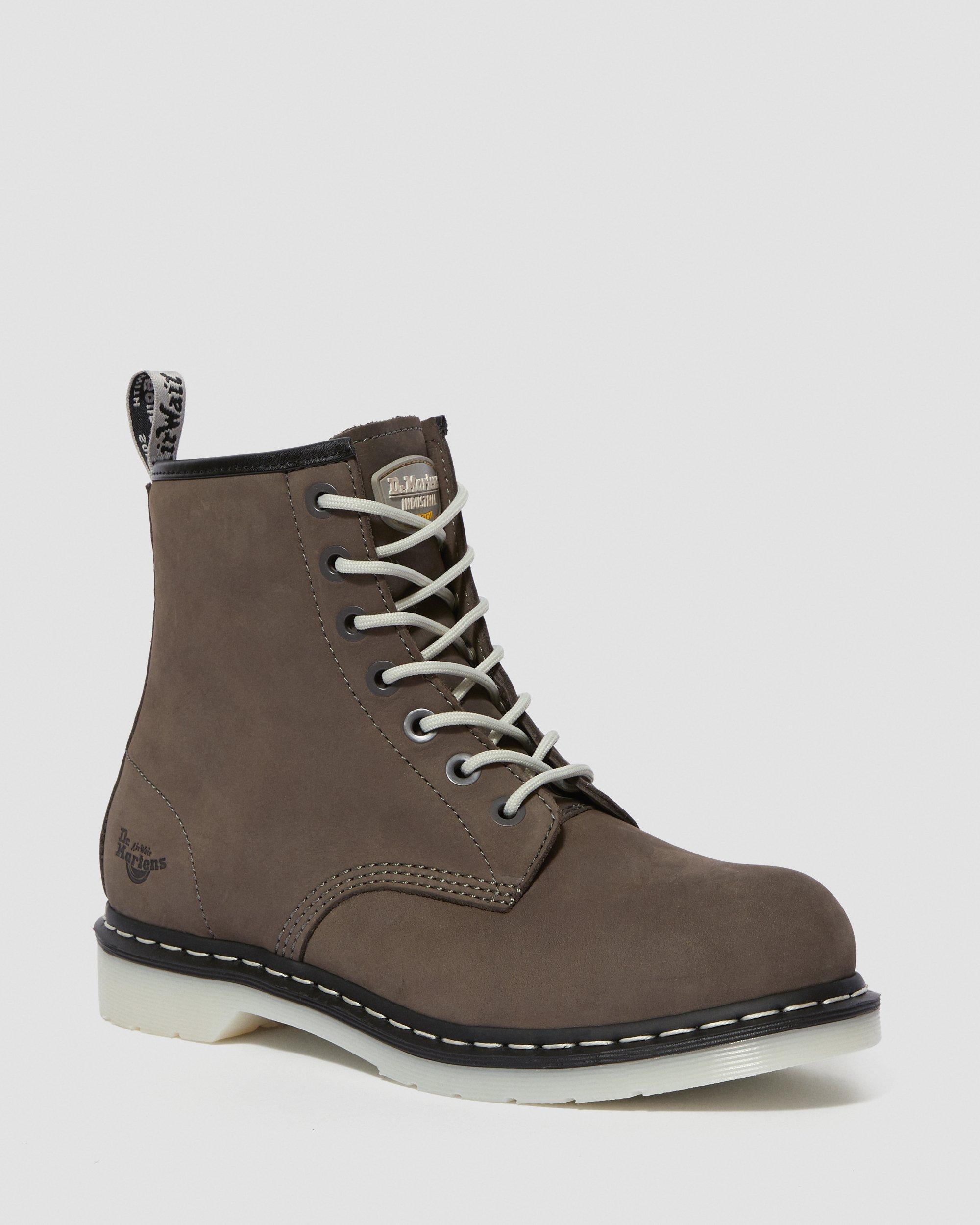 dr martens construction boots