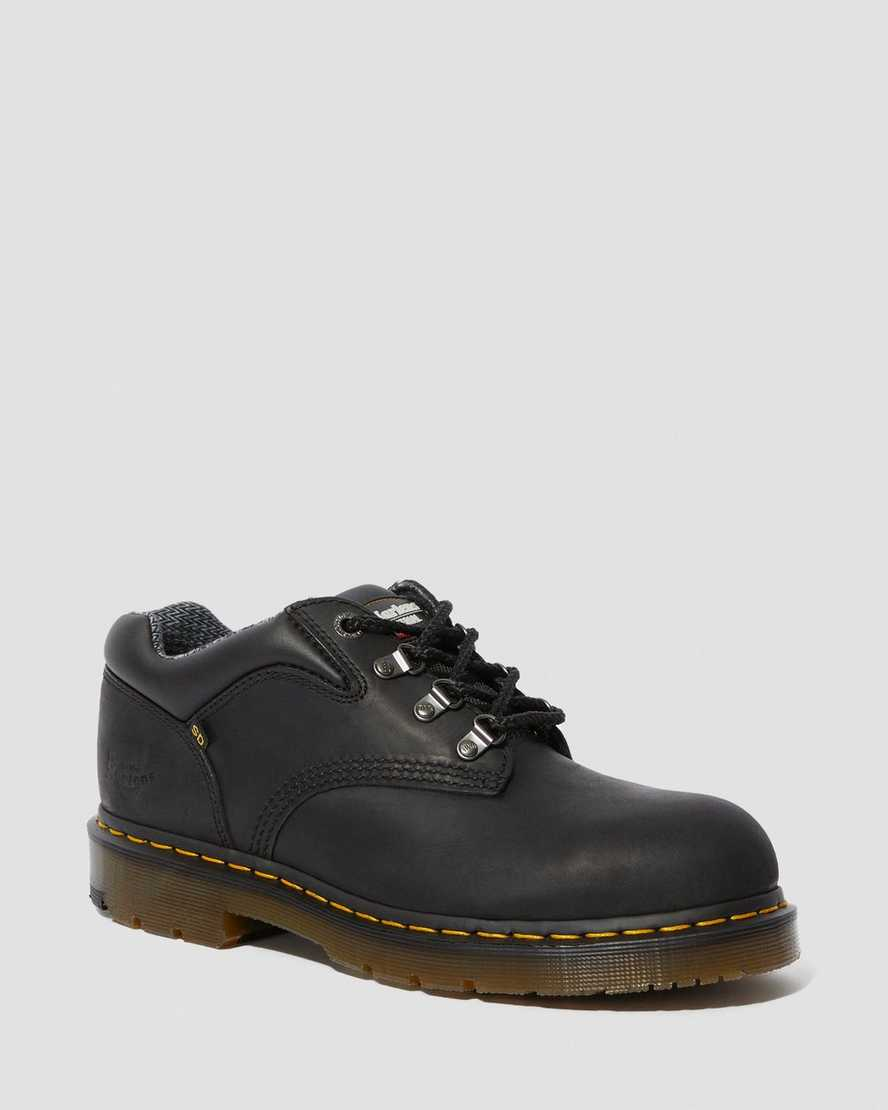 HYLOW STEEL TOE WORK BOOTS | Dr Martens