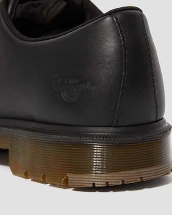 Dr Martens Zapato de seguridad no servicio Arlington Unisex Negro