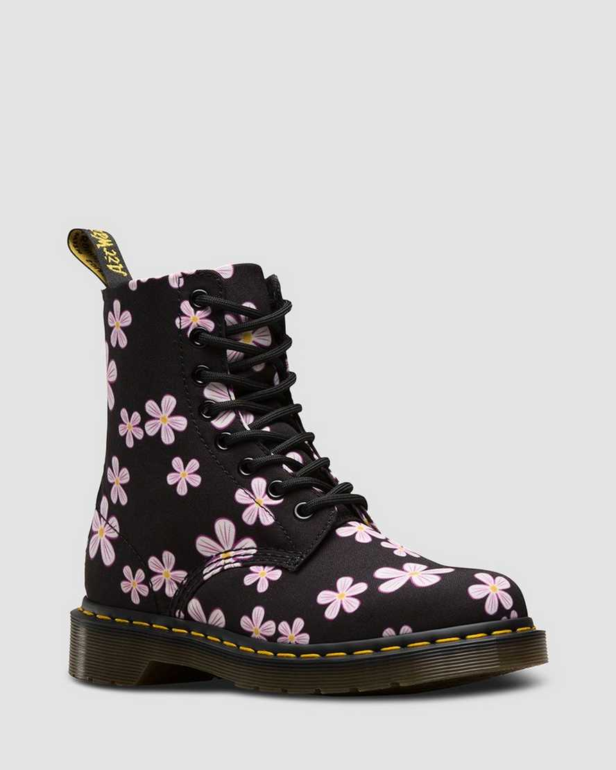 PAGE MEADOW CANVAS | Dr Martens