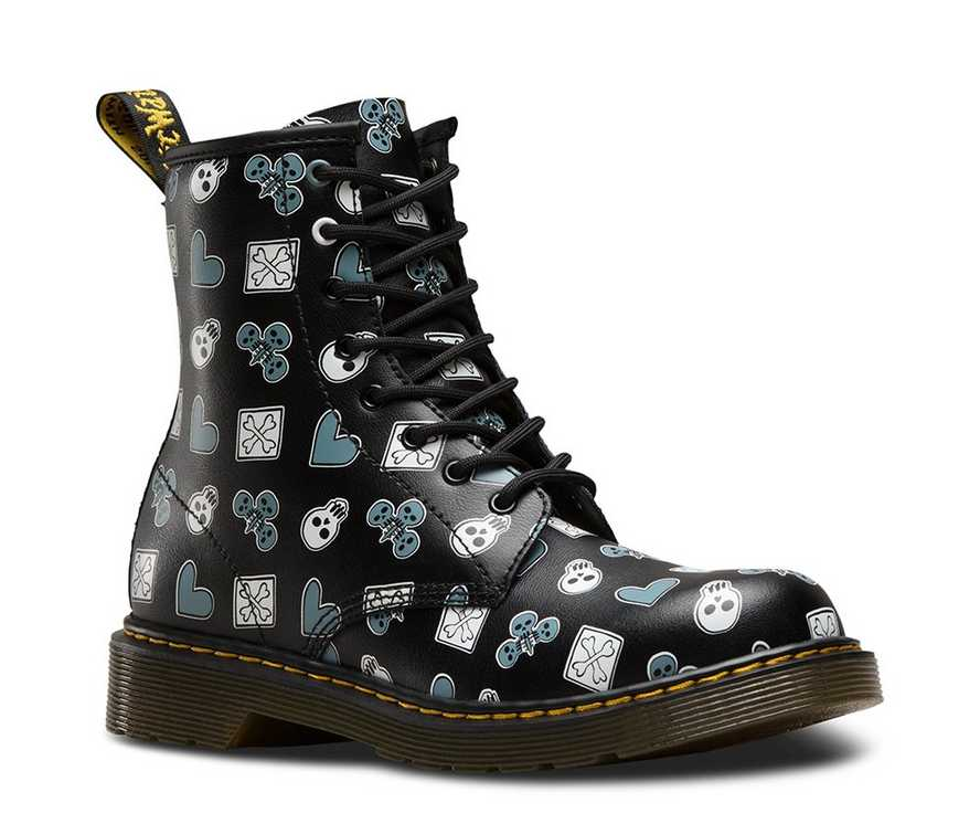 Youth 1460 Playing Card | Dr Martens