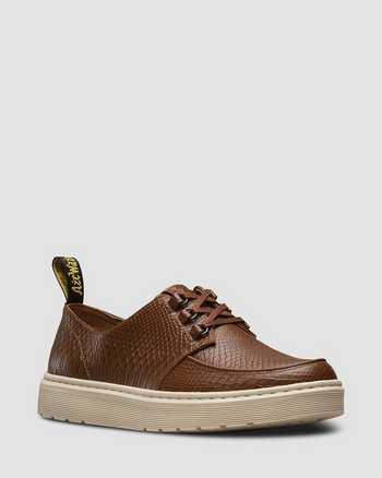 TAN   Shoes   Dr. Martens